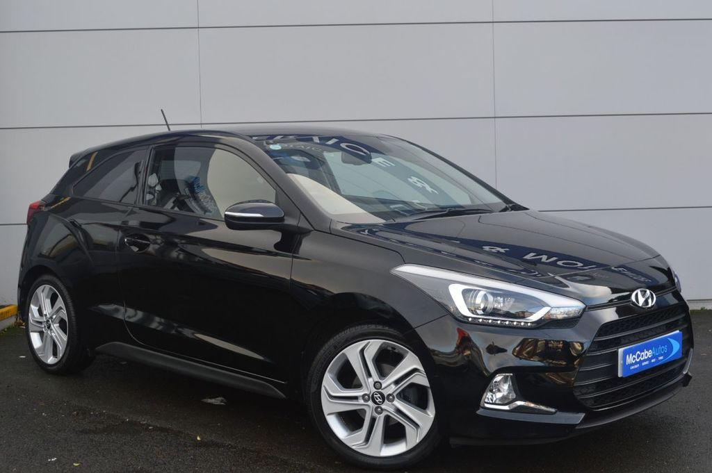 2016 Hyundai i20 1.2 MPI SPORT NAV Petrol Manual  – McCabe Autos Belfast