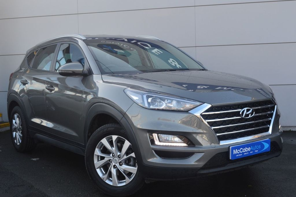 2019 Hyundai Tucson 1.6 GDI SE NAV   ONLY 8,500 MILES Petrol Manual  – McCabe Autos Belfast