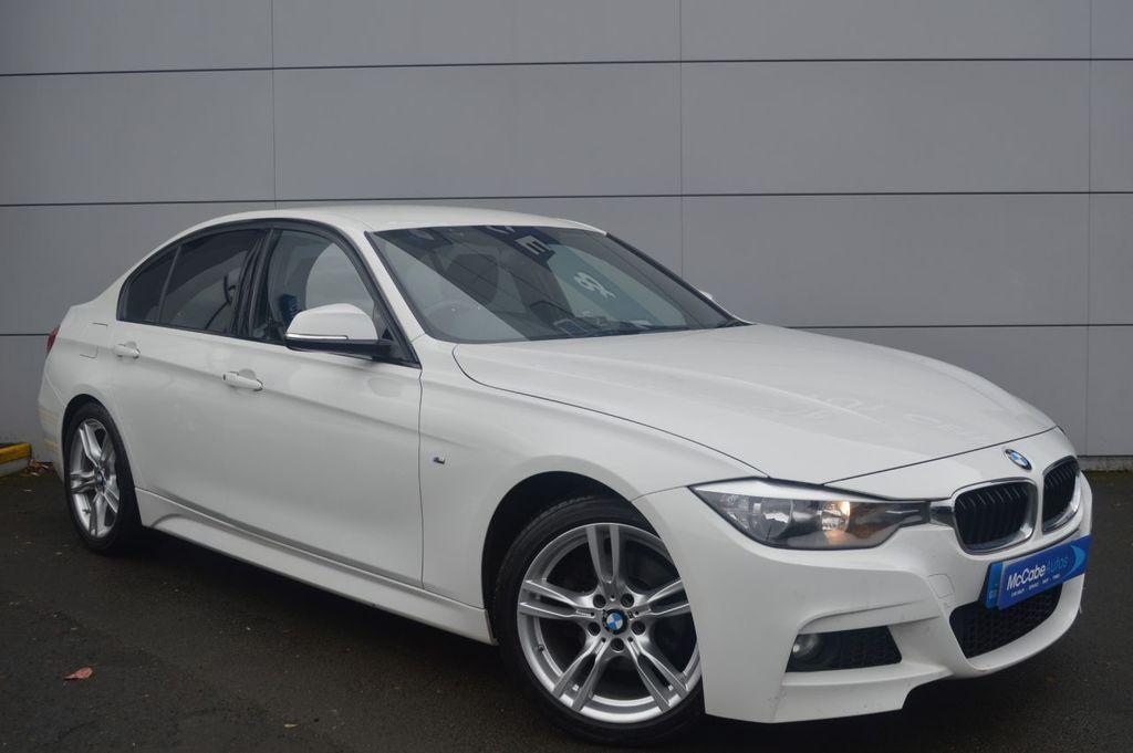 2014 BMW 3 Series 2.0 320D M SPORT Diesel Automatic  – McCabe Autos Belfast