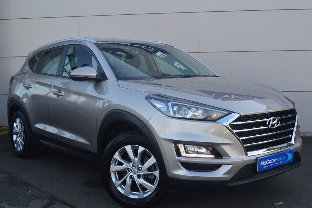 2019 Hyundai Tucson 1.6 GDI SE NAV   Only 6,000 miles Petrol Manual  – McCabe Autos Belfast