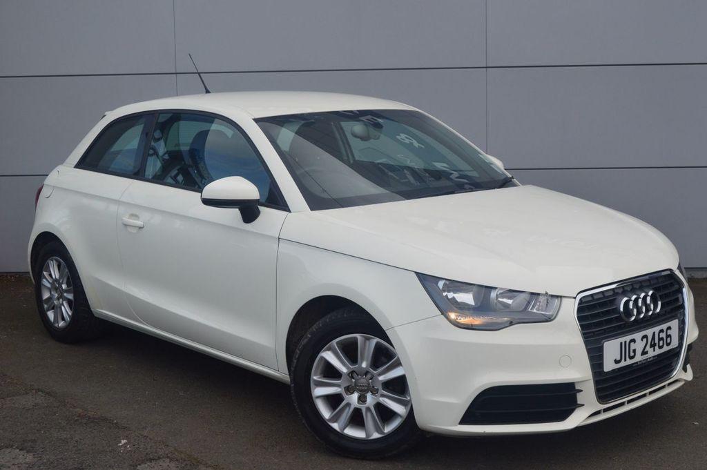 2011 Audi A1 1.2 TFSI SE Petrol Manual  – McCabe Autos Belfast