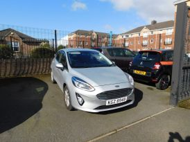 2018 FORD Fiesta 1.0T EcoBoost Zetec (s/s) Petrol Manual just arrived – Meadow Cars Carrickfergus