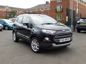 2017 FORD EcoSport 1.0 T EcoBoost Titanium Petrol Manual just arrived – Meadow Cars Carrickfergus