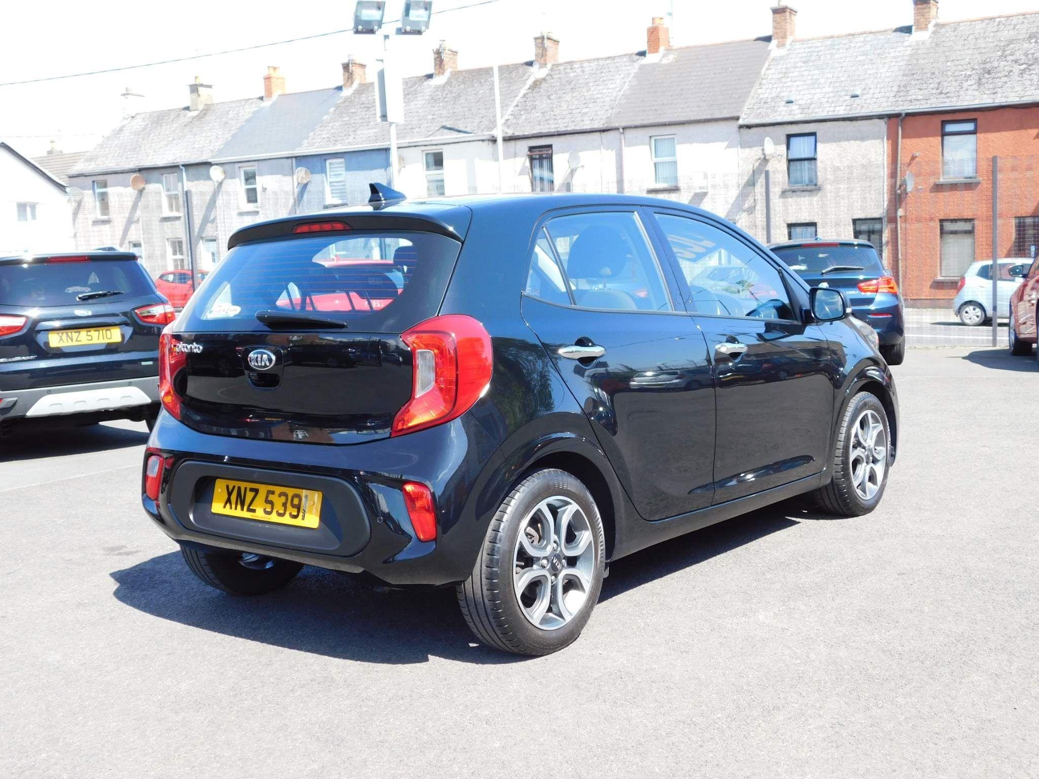 2018 KIA Picanto 1.25 3 Petrol Manual due in – Meadow Cars Carrickfergus full