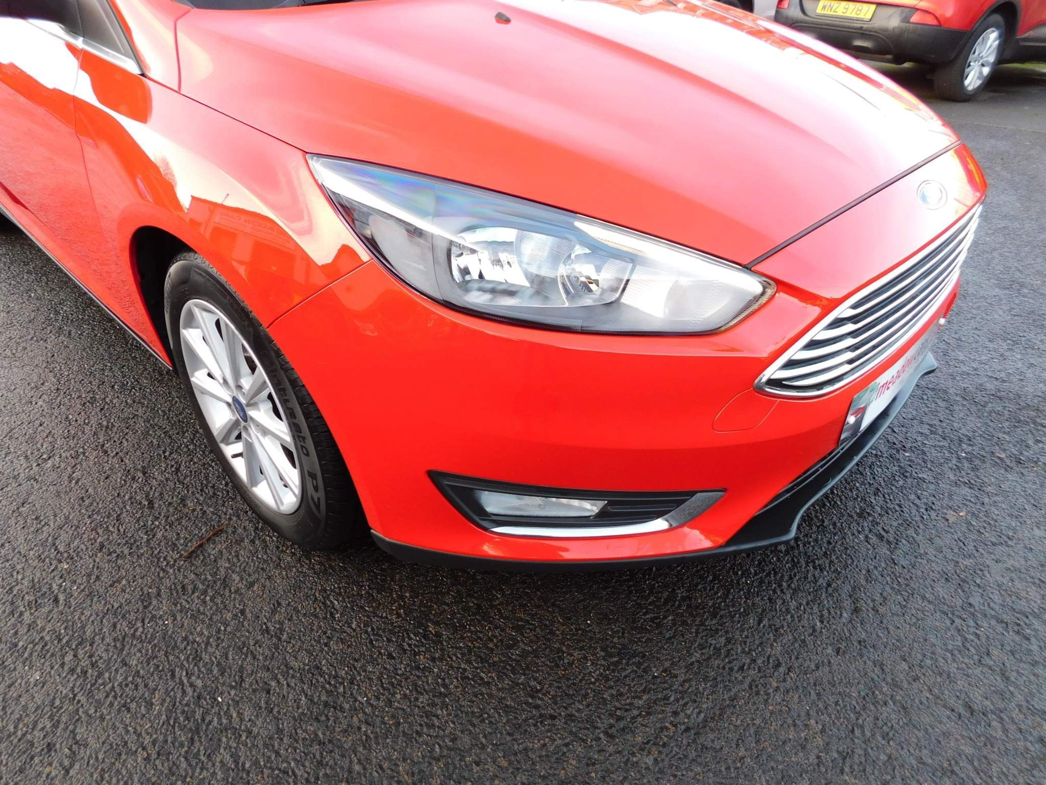 2018 FORD Focus 1.0T EcoBoost Titanium (s/s) Petrol Manual just arrived – Meadow Cars Carrickfergus full