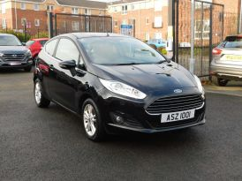 2016 FORD Fiesta 1.25 Zetec Petrol Manual just arrived – Meadow Cars Carrickfergus
