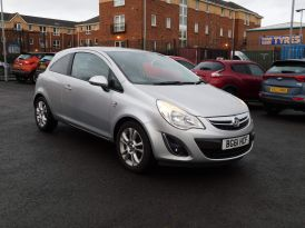 2011 VAUXHALL Corsa 1.4 i 16v SXi Petrol Automatic just arrived – Meadow Cars Carrickfergus