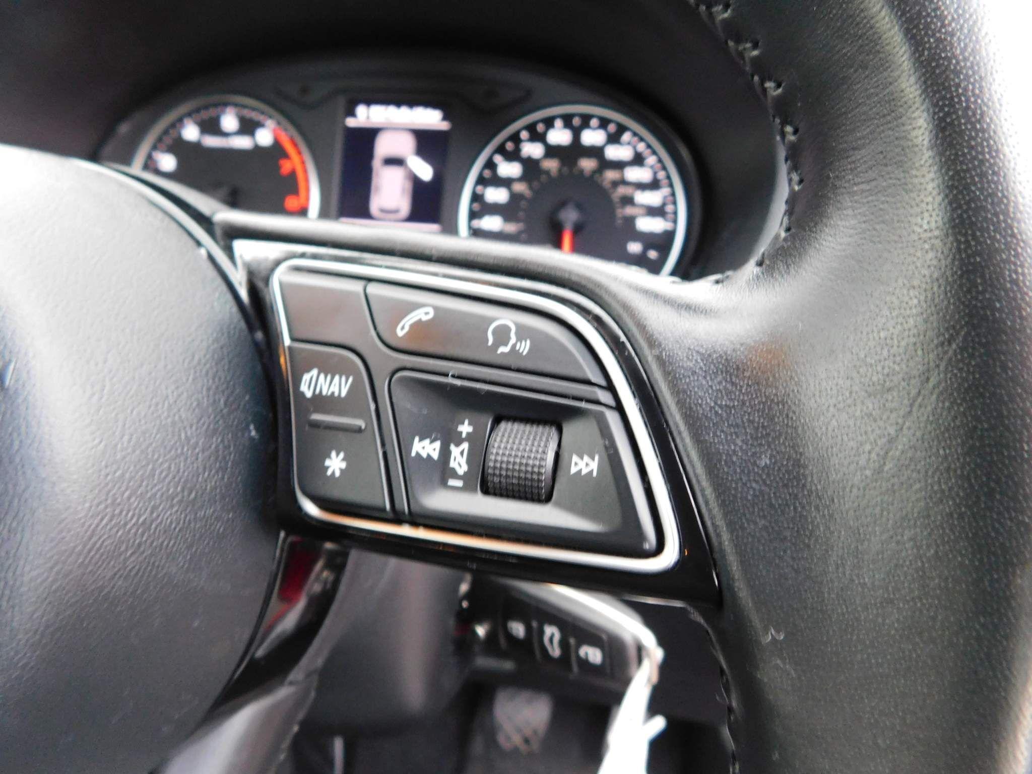 2018 AUDI Q2 1.0 TFSI Sport (s/s) Petrol Manual just arrived – Meadow Cars Carrickfergus full
