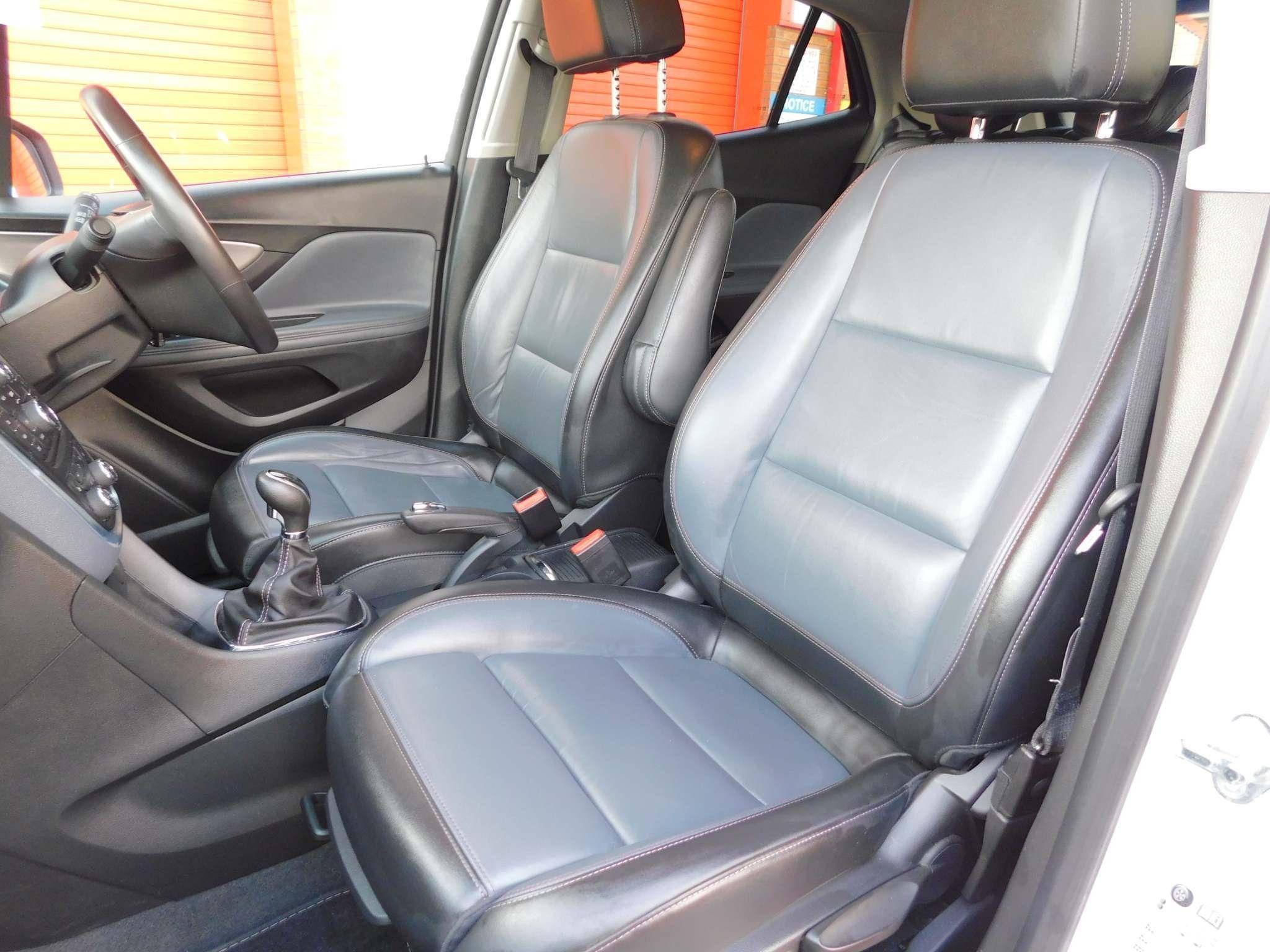 2016 VAUXHALL Mokka 1.6 CDTi ecoFLEX SE (s/s) Diesel Manual bluetooth,leather – Meadow Cars Carrickfergus full
