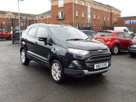 2018 FORD EcoSport 1.0T EcoBoost Titanium (s/s) Petrol Manual just in – Meadow Cars Carrickfergus