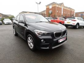 2017 BMW X1 2.0 18d SE sDrive (s/s) Diesel Manual just arrived – Meadow Cars Carrickfergus
