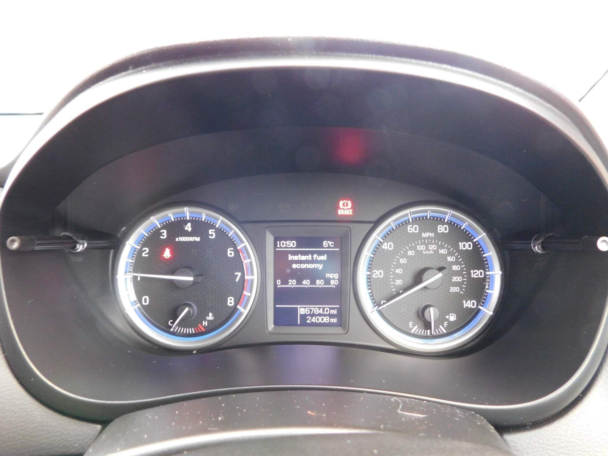 2018 SUZUKI SX4 S-Cross 1.0 Boosterjet SZ-T Petrol Manual due in sample pics – Meadow Cars Carrickfergus full