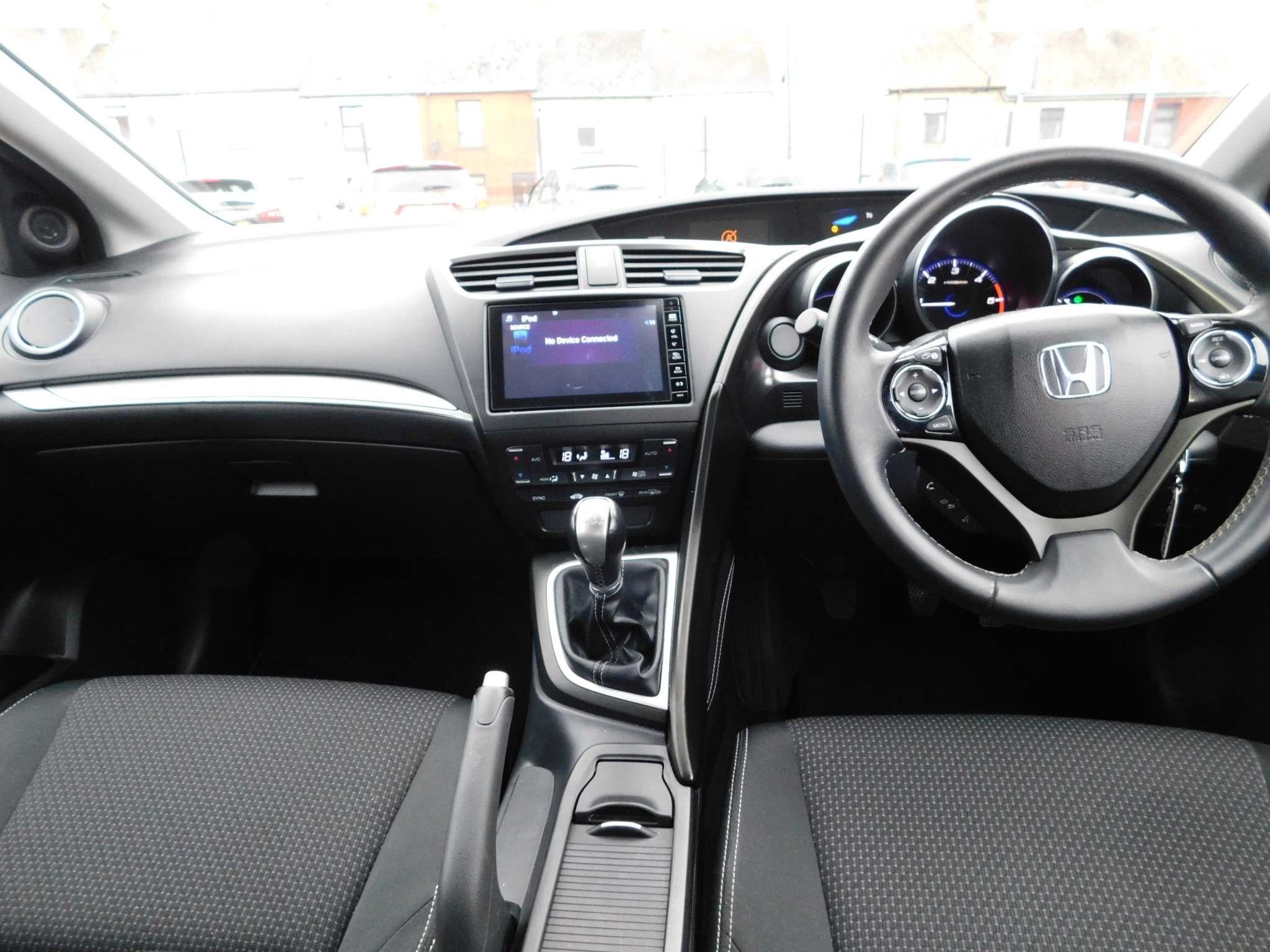 2015 HONDA Civic 1.6 i-DTEC SE Plus (s/s) Diesel Manual reverse camera,fsh – Meadow Cars Carrickfergus full