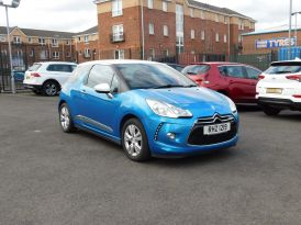 2013 CITROEN DS3 1.6 e-HDi Airdream DStyle Diesel Manual smart looking car – Meadow Cars Carrickfergus