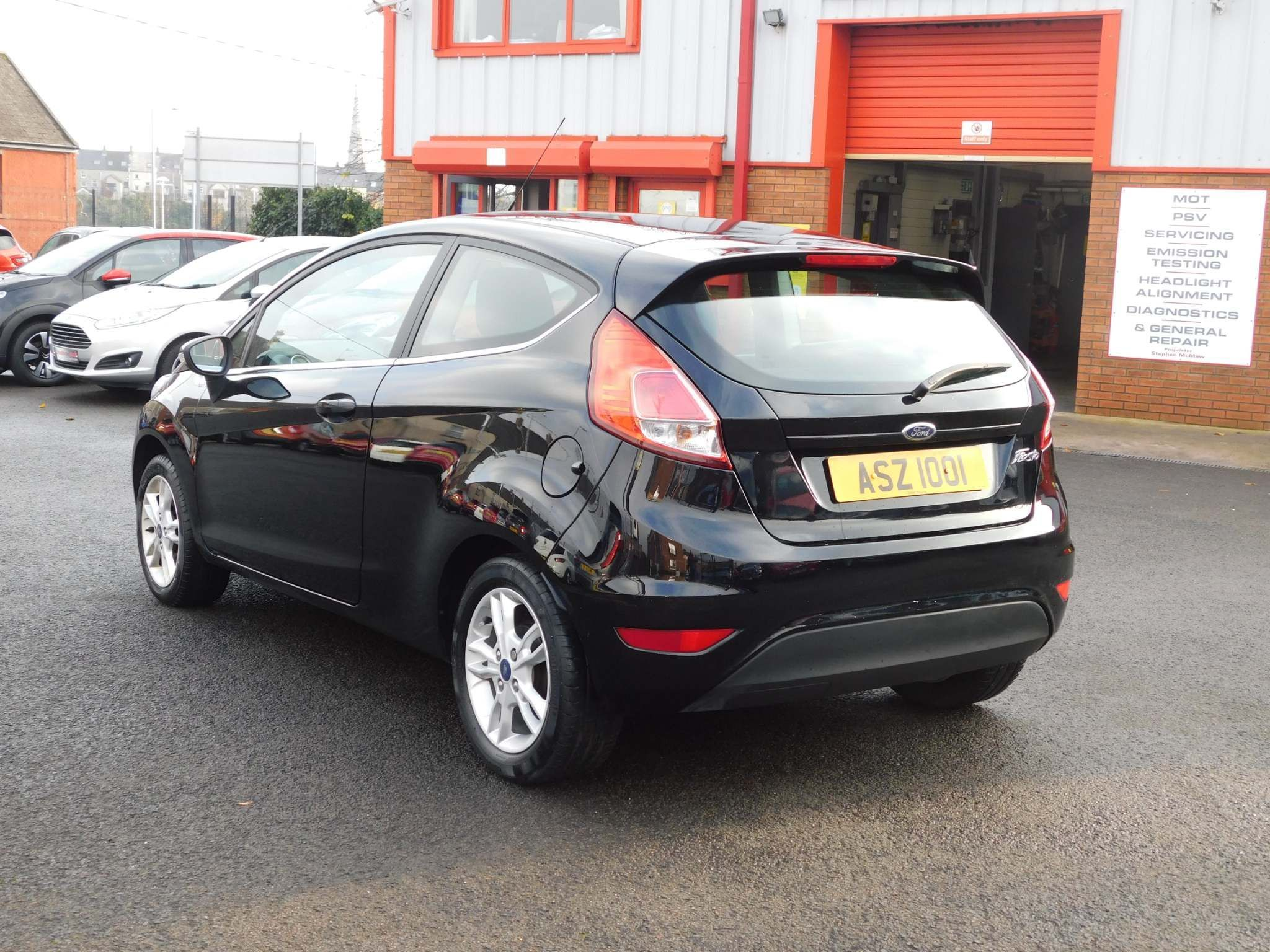 2016 FORD Fiesta 1.25 Zetec Petrol Manual just arrived – Meadow Cars Carrickfergus full