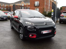 2017 CITROEN C3 1.6 BlueHDi Flair (s/s) Diesel Manual just arrived – Meadow Cars Carrickfergus