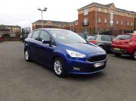 2018 FORD C-Max 1.0T EcoBoost Zetec (s/s) Petrol Manual due in – Meadow Cars Carrickfergus