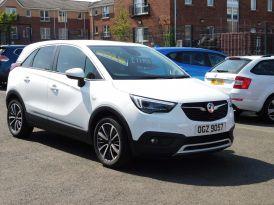 2019 VAUXHALL Crossland X 1.2 Elite (s/s) Petrol Manual  – Meadow Cars Carrickfergus