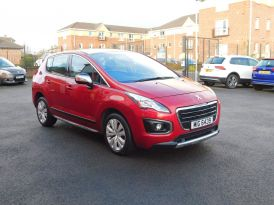 2014 PEUGEOT 3008 1.6 HDi FAP Active Diesel Manual due in – Meadow Cars Carrickfergus