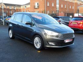 2017 FORD Grand C-Max 1.5 TDCi Titanium (s/s) Diesel Manual just arrived – Meadow Cars Carrickfergus