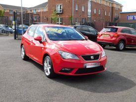 2014 SEAT Ibiza 1.4 Toca Petrol Manual just arrived – Meadow Cars Carrickfergus