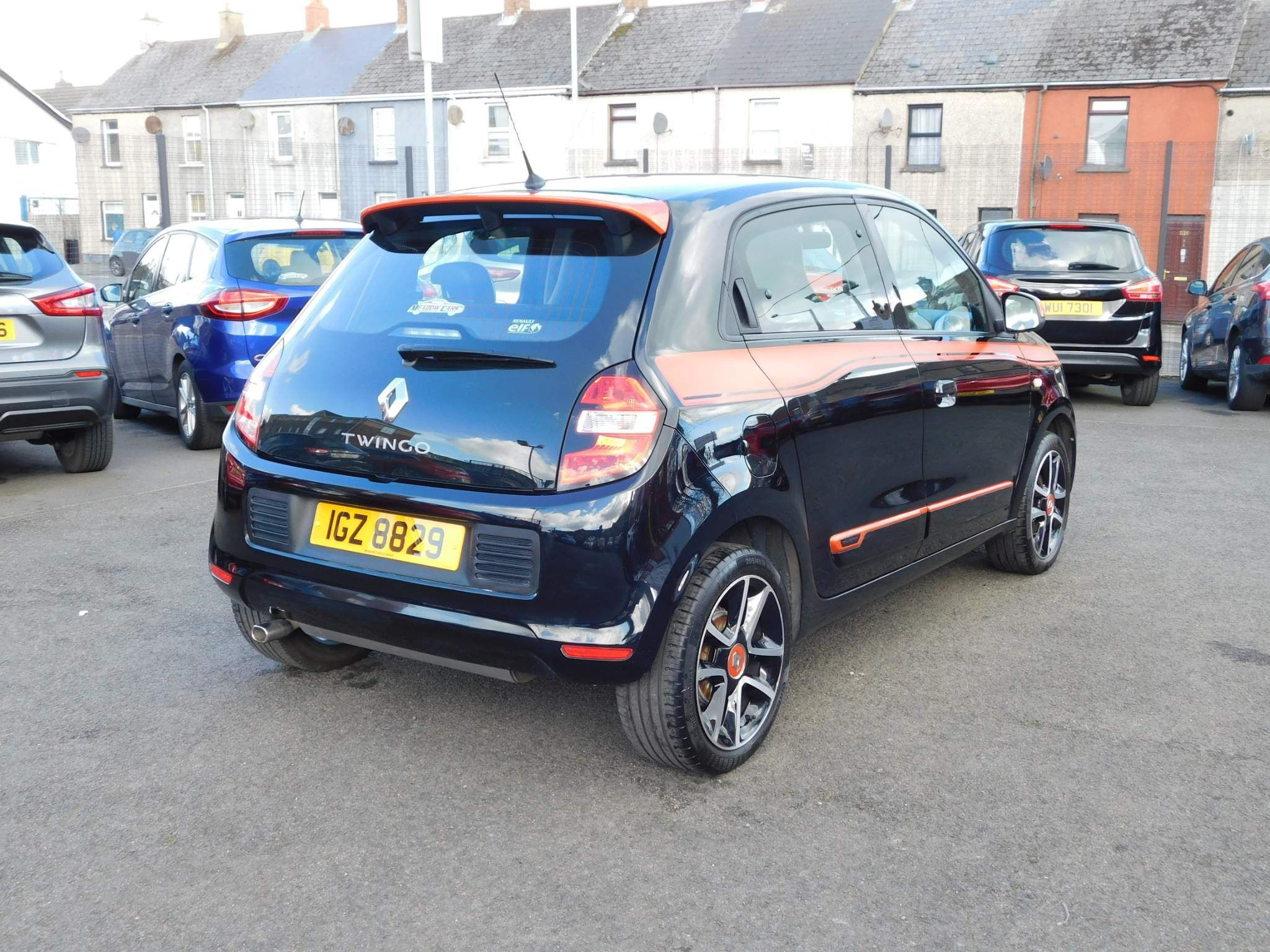 2018 RENAULT Twingo 1.0 SCe Dynamique S (s/s) Petrol Manual just arrived – Meadow Cars Carrickfergus full