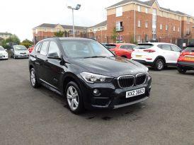 2017 BMW X1 2.0 18d SE sDrive (s/s) Diesel Manual just arrived – Meadow Cars Carrickfergus