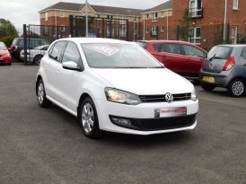 2014 VOLKSWAGEN Polo 1.2 TDI Match Edition Diesel Manual just arrived – Meadow Cars Carrickfergus