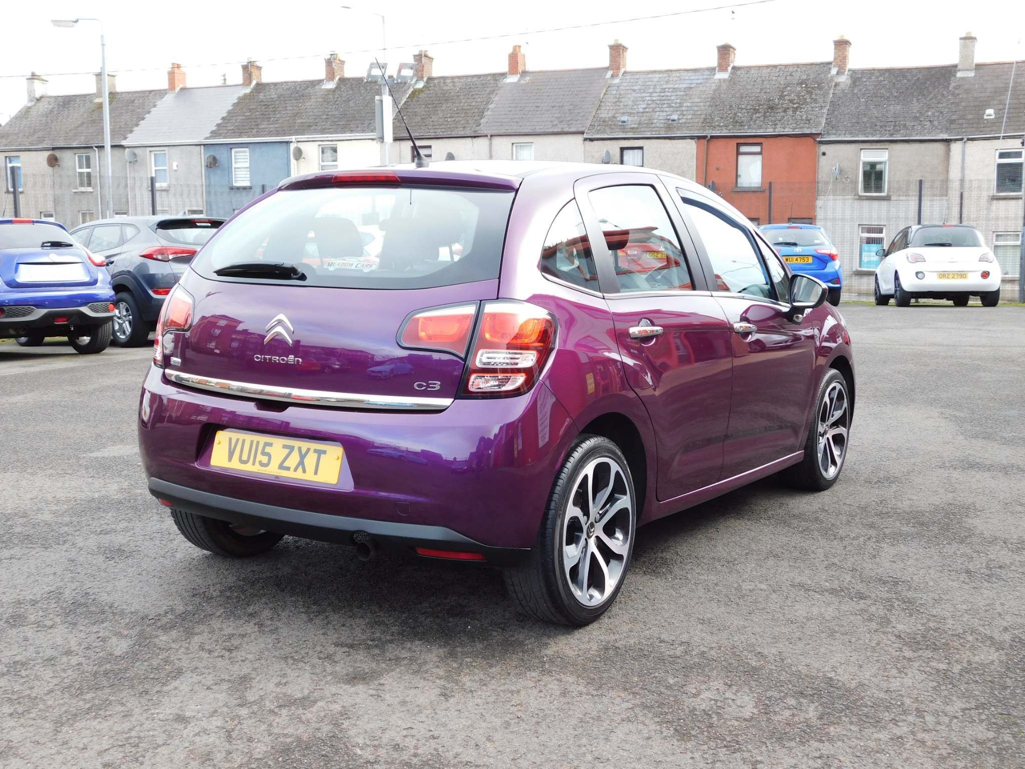 2015 CITROEN C3 1.6 e-HDi Airdream Selection Diesel Manual just arrived – Meadow Cars Carrickfergus full