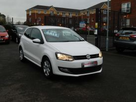 2013 VOLKSWAGEN Polo 1.2 Match Edition Petrol Manual just arrived – Meadow Cars Carrickfergus