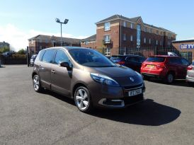 2012 RENAULT Scenic 1.5 dCi Dynamique TomTom (s/s) Diesel Manual just arrived – Meadow Cars Carrickfergus