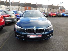 2015 BMW 1 Series 1.5 116d SE (s/s) Diesel Manual  – Meadow Cars Carrickfergus