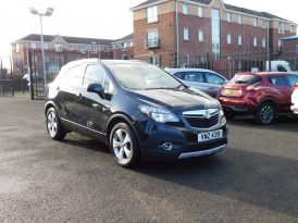 2015 VAUXHALL Mokka 1.6 CDTi SE (s/s) Diesel Manual  – Meadow Cars Carrickfergus