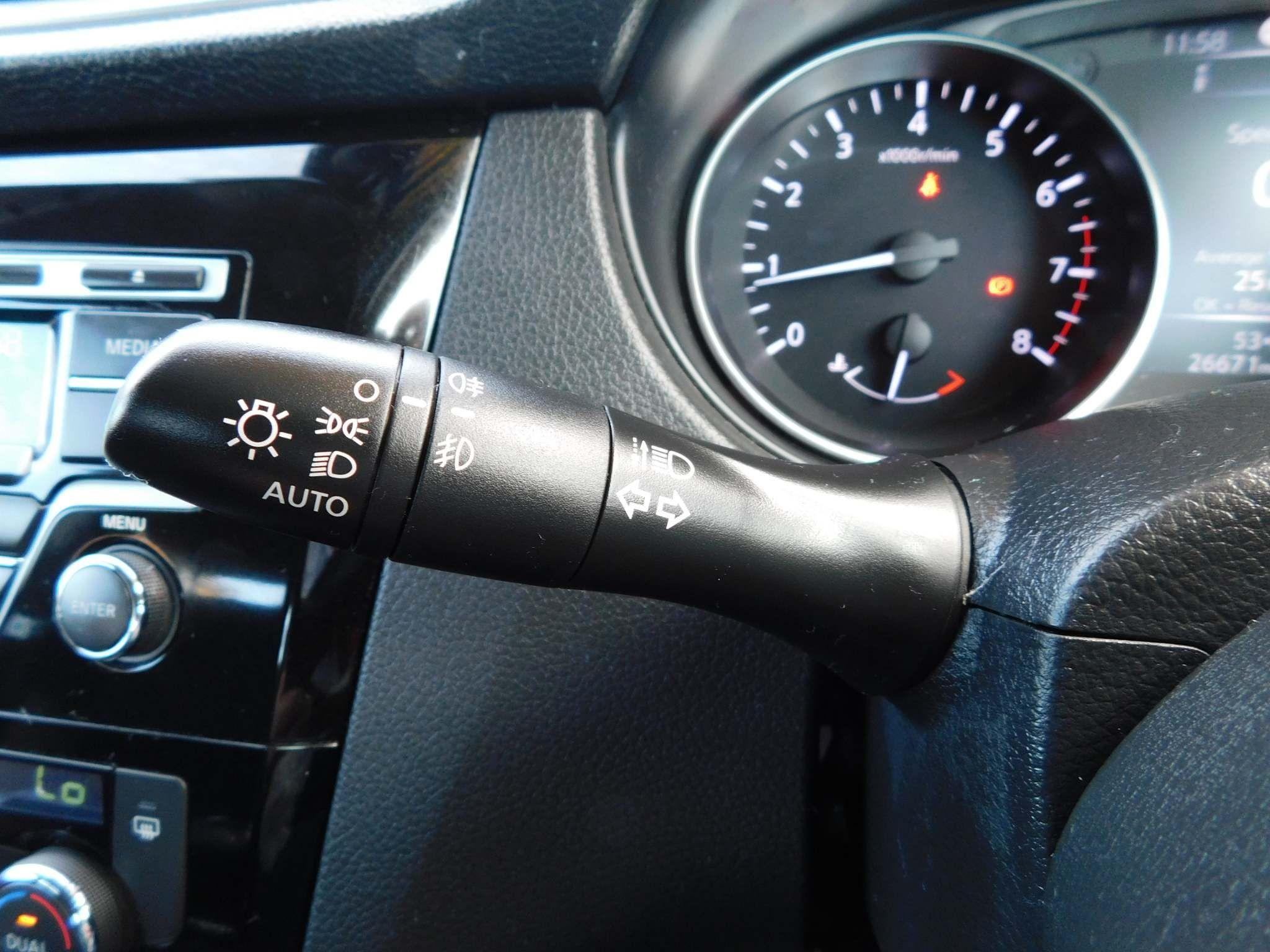 2017 NISSAN Qashqai 1.2 DIG-T Acenta (s/s) Petrol Manual due in – Meadow Cars Carrickfergus full