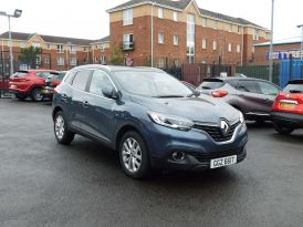 2017 RENAULT Kadjar 1.5 dCi Dynamique Nav (s/s) Diesel Manual just arrived – Meadow Cars Carrickfergus