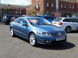 2017 VOLKSWAGEN CC 2.0 TDI BlueMotion Tech GT (s/s) Diesel Manual just arrived – Meadow Cars Carrickfergus