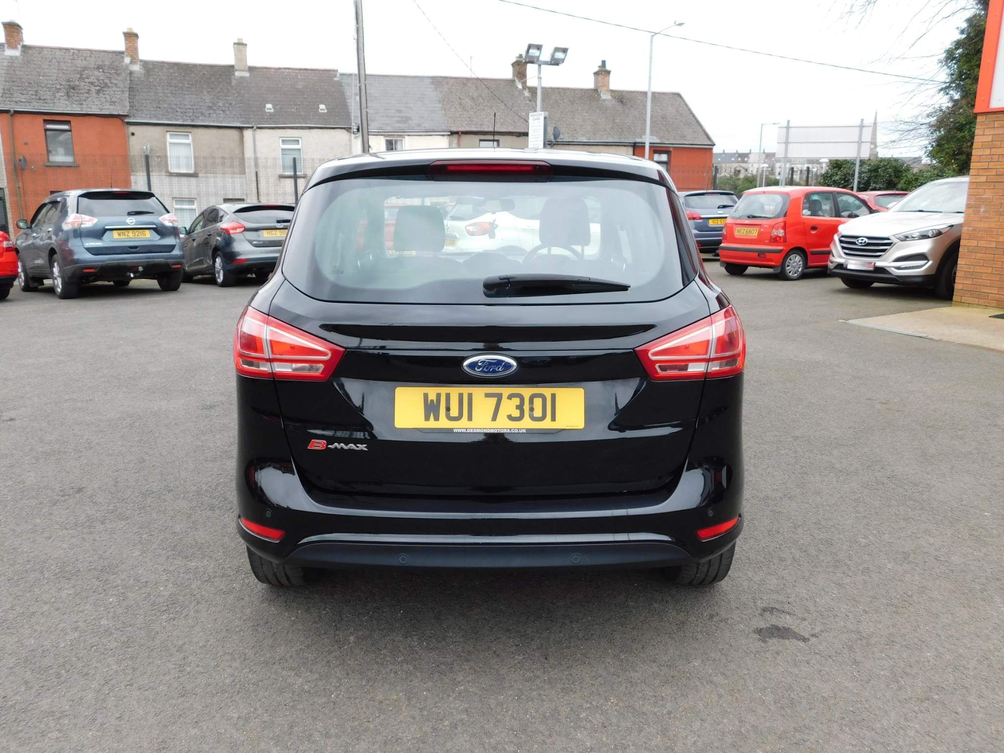 2018 FORD B-Max 1.5 TDCi Zetec Navigator (s/s) Diesel Manual  – Meadow Cars Carrickfergus full