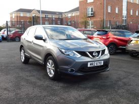 2017 NISSAN Qashqai 1.2 DIG-T Acenta (Smart Vision Pack) Petrol Manual just arrived – Meadow Cars Carrickfergus