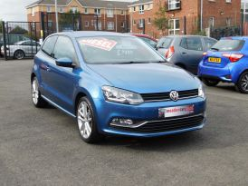 2015 VOLKSWAGEN Polo 1.4 TDI BlueMotion Tech SEL (s/s) Diesel Manual just arrived – Meadow Cars Carrickfergus