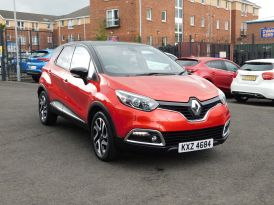 2017 RENAULT Captur 1.5 dCi ENERGY Dynamique S Nav (s/s) Diesel Manual satnav,bluetooth – Meadow Cars Carrickfergus