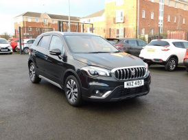 2018 SUZUKI SX4 S-Cross 1.0 Boosterjet SZ-T Petrol Manual just arrived – Meadow Cars Carrickfergus