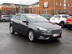 2017 FORD Focus 1.0T EcoBoost Zetec Edition (s/s) Petrol Manual just arrived – Meadow Cars Carrickfergus