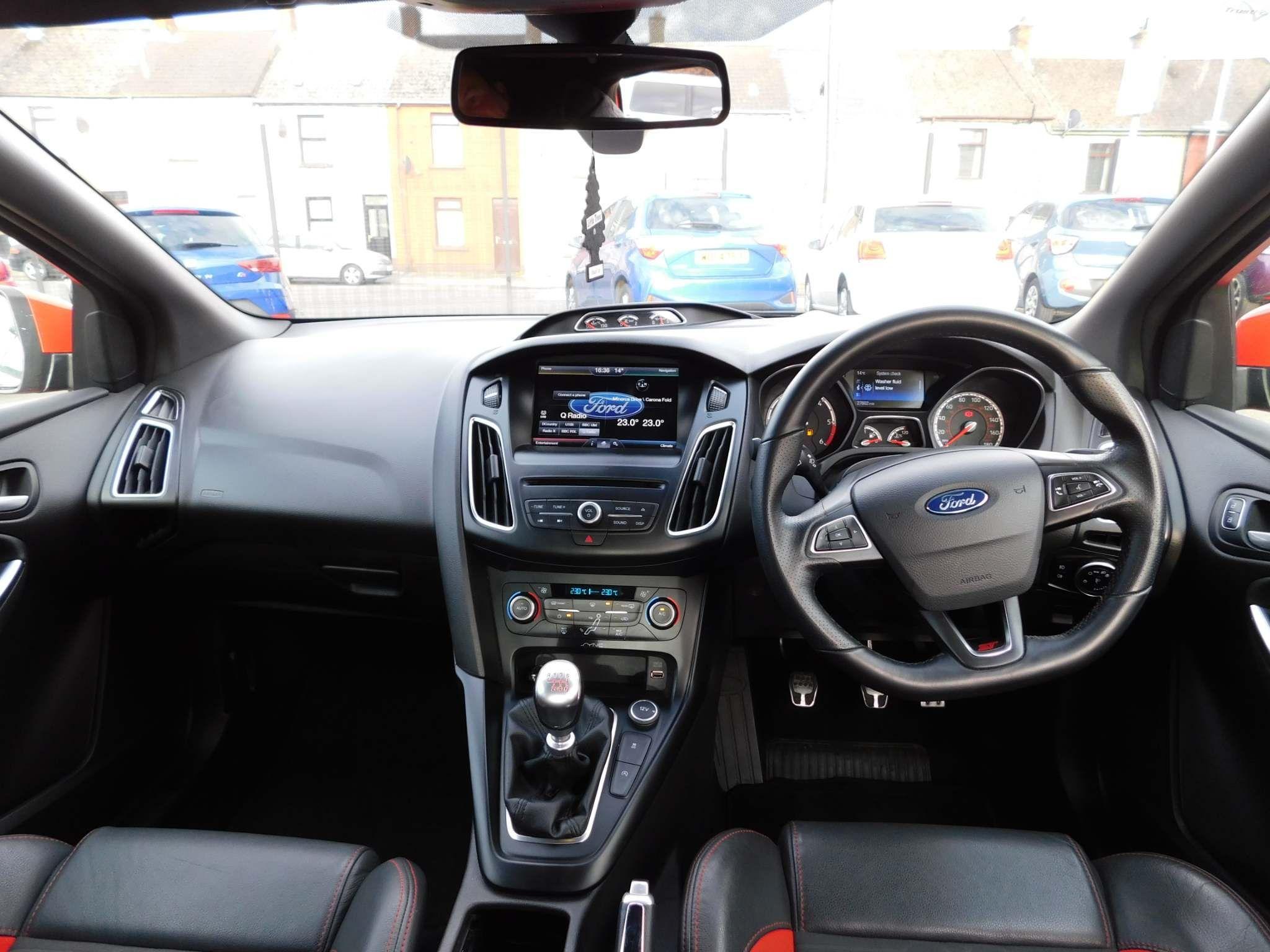 2015 FORD Focus 2.0 TDCi ST-2 (s/s) Diesel Manual just arrived – Meadow Cars Carrickfergus full