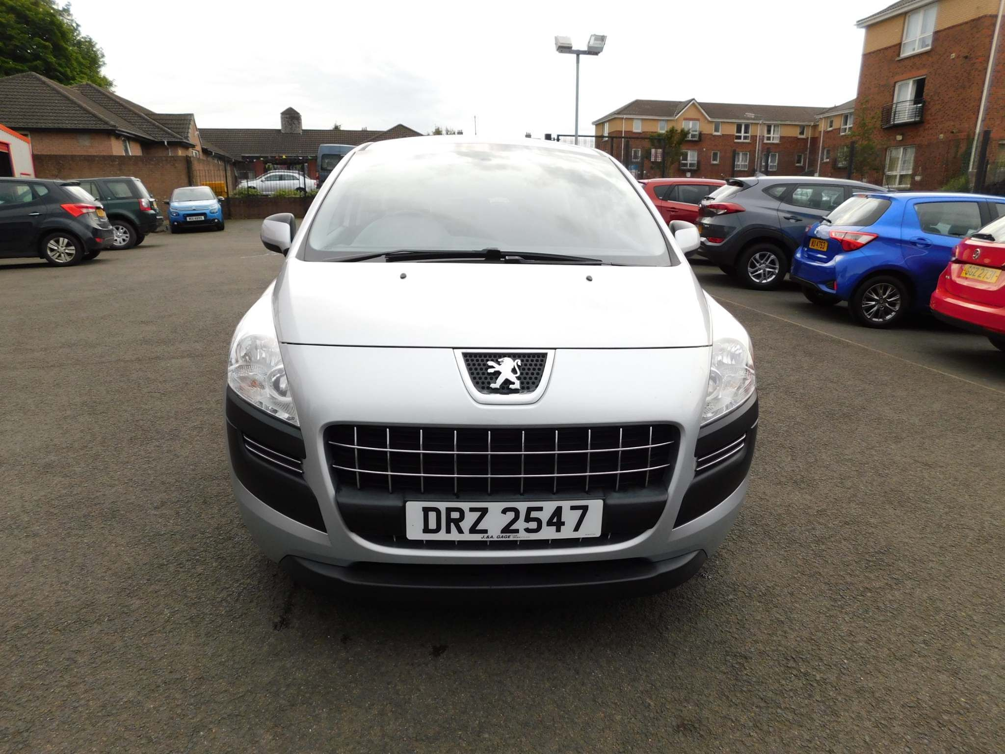 2011 PEUGEOT 3008 1.6 VTi Active Petrol Manual just in – Meadow Cars Carrickfergus full