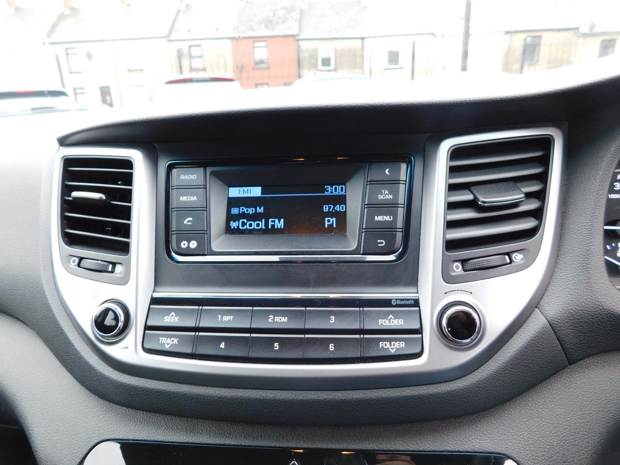 2017 HYUNDAI Tucson 1.7 CRDi Blue Drive S (s/s) Diesel Manual just in – Meadow Cars Carrickfergus full