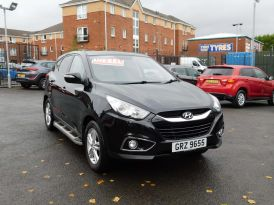 2013 HYUNDAI ix35 1.7 CRDi 16v Style 2WD Diesel Manual just arrived – Meadow Cars Carrickfergus