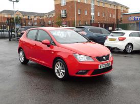 2015 SEAT Ibiza 1.4 16v Toca Petrol Manual just in – Meadow Cars Carrickfergus