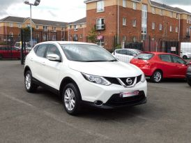 2017 NISSAN Qashqai 1.2 DIG-T Acenta (Smart Vision & Tech Packs) Petrol Manual just arrived – Meadow Cars Carrickfergus