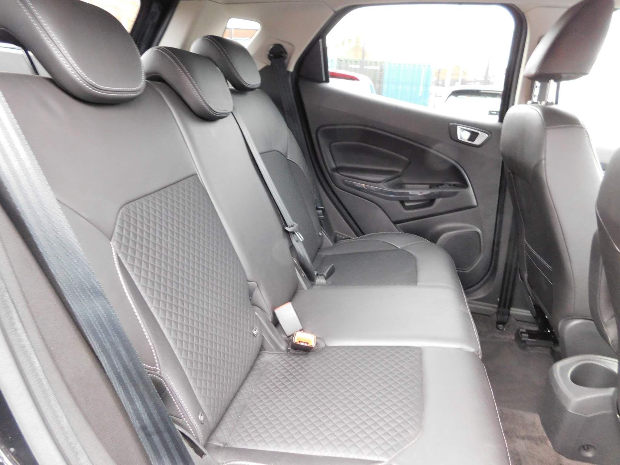 2018 FORD EcoSport 1.0T EcoBoost Titanium (s/s) Petrol Manual just in – Meadow Cars Carrickfergus full