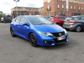 2016 HONDA Civic 1.4 i-VTEC Sport (s/s) Petrol Manual just arrived – Meadow Cars Carrickfergus